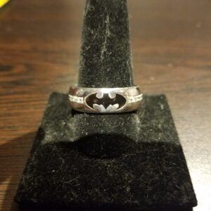 Batrimonial Wedding Band