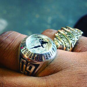 Silver Championship Rings
