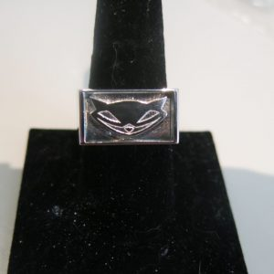 Groovy Kitty Signet Ring