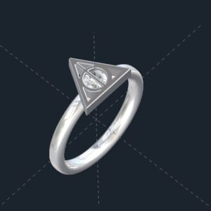 Deathly Hallows Promise Ring