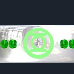 Custom Green Lantern Ring