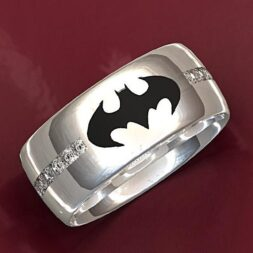 Batman Wedding Ring