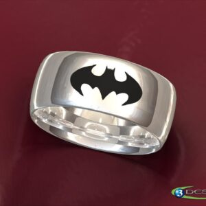 Men's Dark Knight Batman Ring
